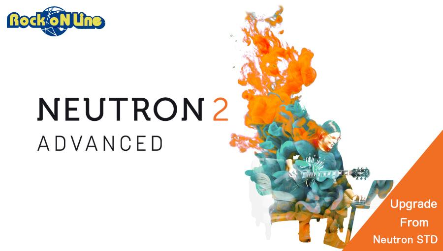 【クーポン配布中!】iZotope(アイゾトープ) Neutron 2 Advanced upgrade from any Neutron Standard【※シリアルPDFメール納品】【DTM】【プラグインエフェクト】