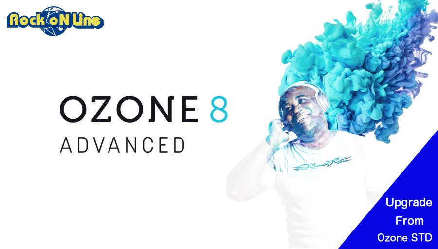 【クーポン配布中!】iZotope(アイゾトープ) Ozone 1-7 STD to Ozone 8 ADV UPG【※シリアルPDFメール納品】【DTM】【プラグインエフェクト】【マスタリング】