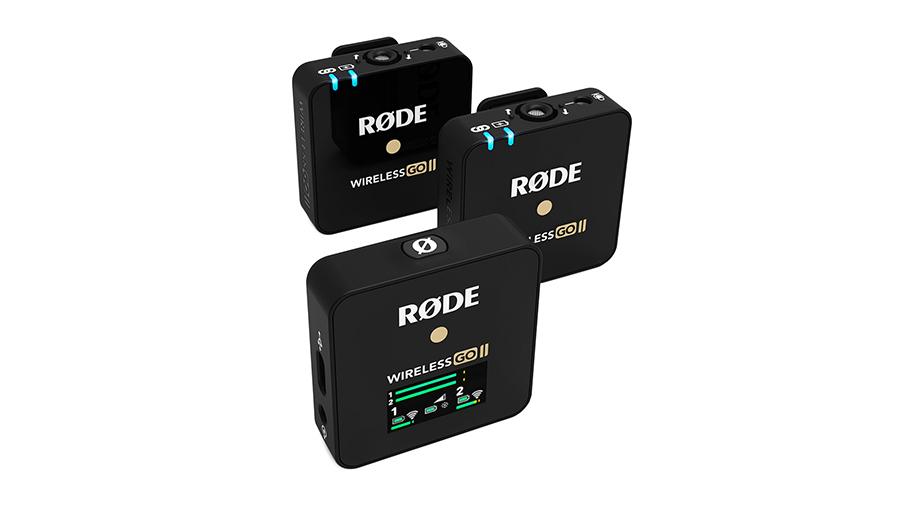RODE ロード Wireless 10%OFF GO II マイク 未使用 ワイヤレス