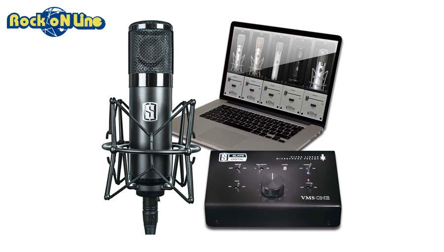 【クーポン配布中!】SLATE DIGITAL(スレイト デジタル) Virtual Microphone System (VMS)【DTM】【エフェクトプラグイン】