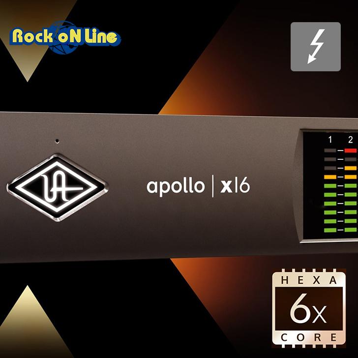 激安通販 【クーポン配布中!】Universal Audio(ユニバーサルオーディオ) APOLLO APOLLO x16【DTM】【オーディオインターフェイス x16】, UP ATHLETE:1306ac47 --- canoncity.azurewebsites.net