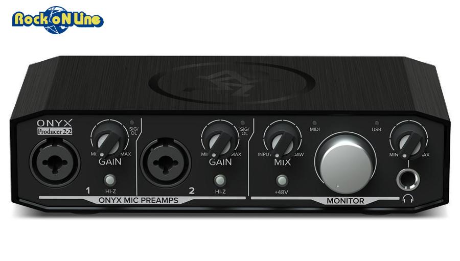保障できる MACKIE(マッキー) Onyx Producer 2 Onyx・2【DTM Producer MACKIE(マッキー)】【オーディオインターフェイス】, TOO オンリーワンショップ:204ade2a --- coursedive.com