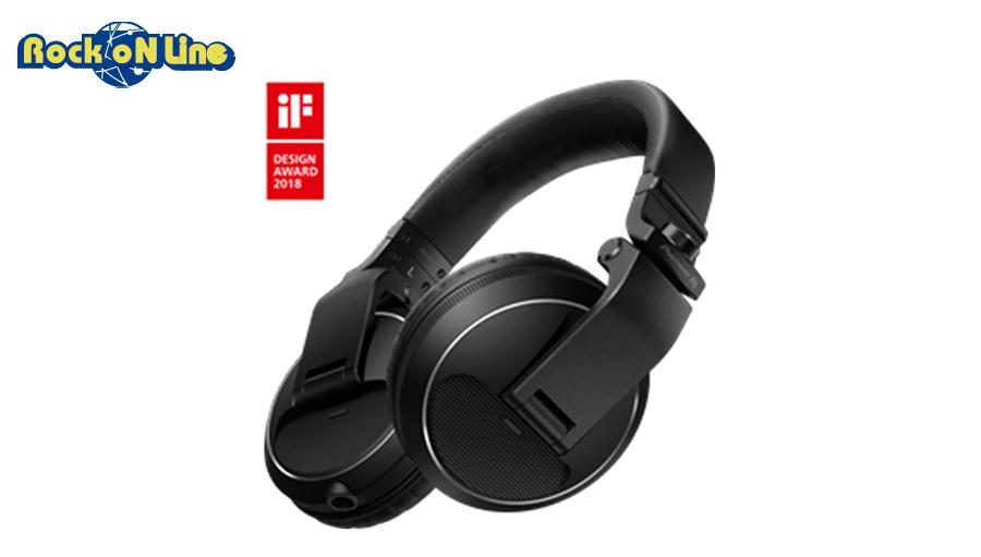 Pioneer HDJ-X5-K (ブラック)【ヘッドホン】