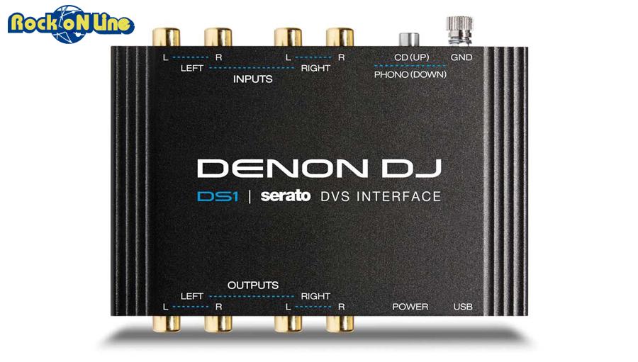 DENON(デノン) DS1  Serato DJ用 DVSインターフェイス