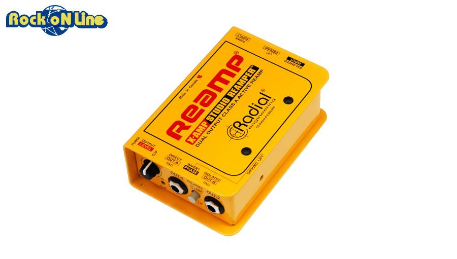 【クーポン配布中!】RADIAL(ラディアル) X-Amp【リアンプ】【レコーディング】