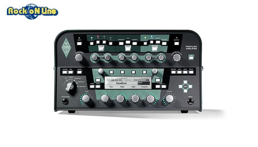 【クーポン配布中!】KEMPER(ケンパー) Profiler Power Head【ギターアンプ(Amp)・シミュレーター】【ポイント10倍!】