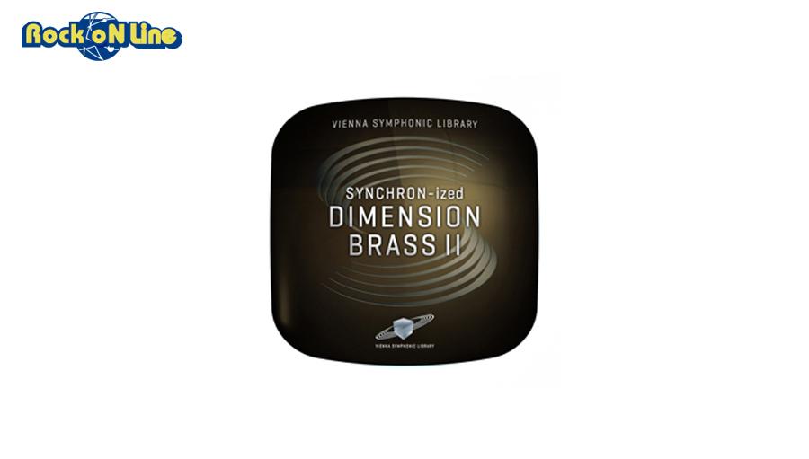 VIENNA(ビエナ) SYNCHRON-IZED DIMENSION BRASS 2【DTM】【オーケストラ音源】