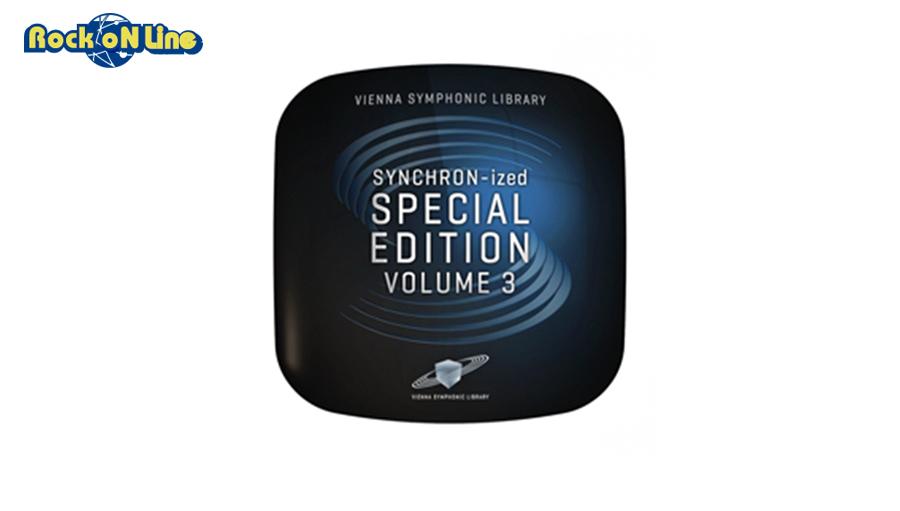 VIENNA(ビエナ) SYNCHRON-IZED SPECIAL EDITION VOL. 3【DTM】【オーケストラ音源】