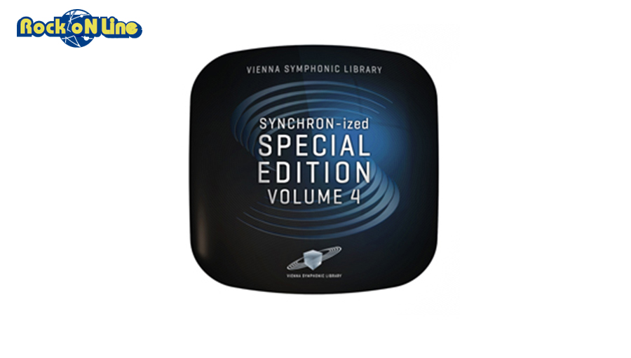 VIENNA(ビエナ) SYNCHRON-IZED SPECIAL EDITION VOL. 4【DTM】【オーケストラ音源】