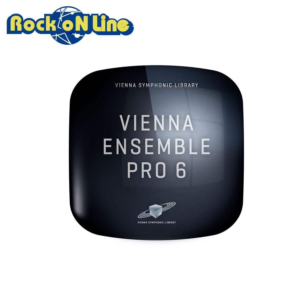【クーポン配布中!】VIENNA(ビエナ) ENSEMBLE PRO 6【DTM】