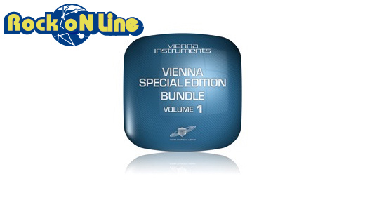 VIENNA(ビエナ) SPECIAL EDITION VOL.1 BUNDLE【DTM】【オーケストラ音源】