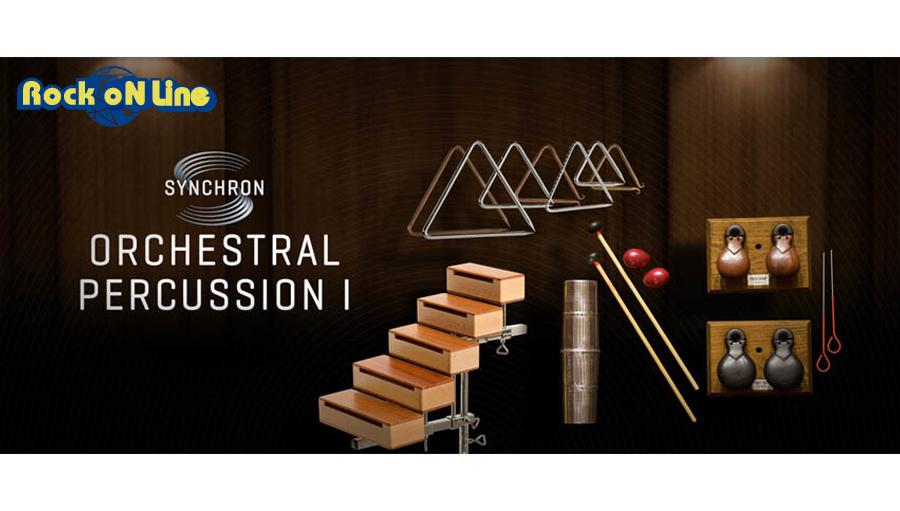 【クーポン配布中!】VIENNA(ビエナ) SYNCHRON ORCHESTRAL PERCUSSION I【DTM】【オーケストラ音源】