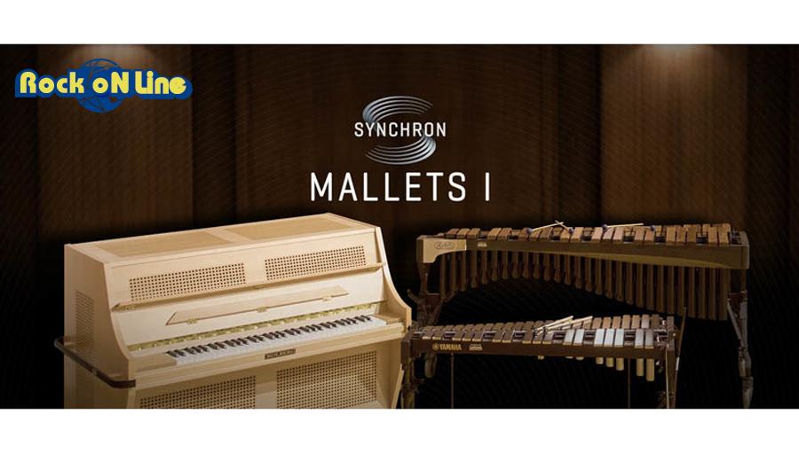 VIENNA(ビエナ) SYNCHRON MALLETS I 【DTM】【オーケストラ音源】
