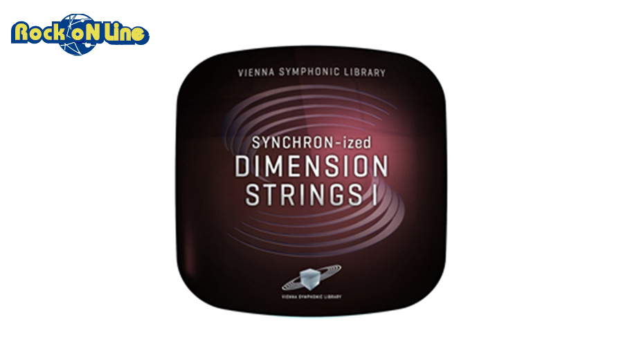 VIENNA(ビエナ) SYNCHRON-IZED DIMENSION STRINGS 1【DTM】【オーケストラ音源】