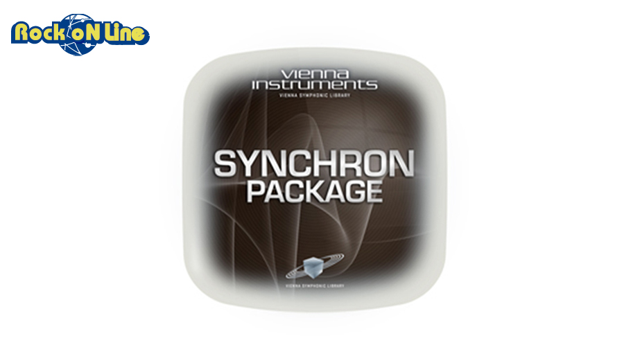 VIENNA(ビエナ) SYNCHRON PACKAGE【DTM】【オーケストラ音源】