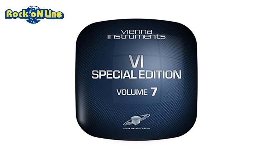 VIENNA(ビエナ) VI SPECIAL EDITION VOL. 7【DTM】【オーケストラ音源】