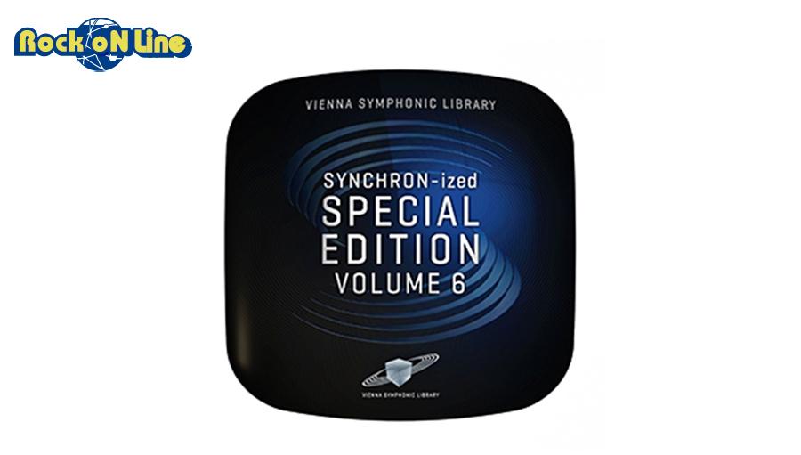 VIENNA(ビエナ) SYNCHRON-ized Special Edition Vol. 6【DTM】【オーケストラ音源】