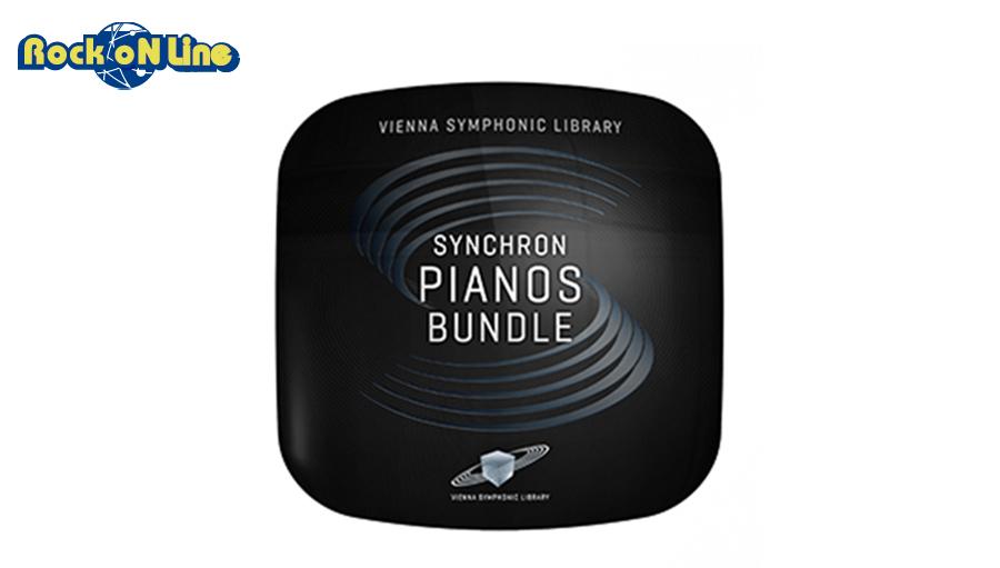 VIENNA(ビエナ) SYNCHRON PIANO BUNDLE【DTM】【オーケストラ音源】