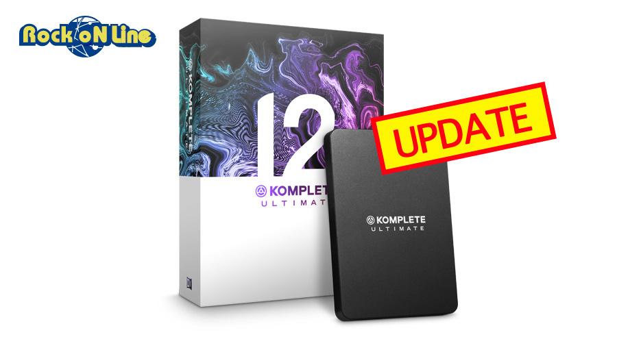 Native Instruments(ネイティブインストゥルメンツ) KOMPLETE 12 ULTIMATE UPD【アップデート版】【DTM】【ソフトシンセ】