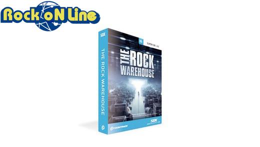 【3%OFFクーポン配布中】TOONTRACK(トゥーントラック) SDX THE ROCK WAREHOUSE【DTM】【ドラム音源】