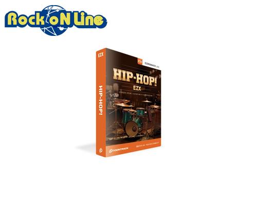 【クーポン配布中!】TOONTRACK(トゥーントラック) EZX HIP-HOP !【DTM】【ドラム音源】