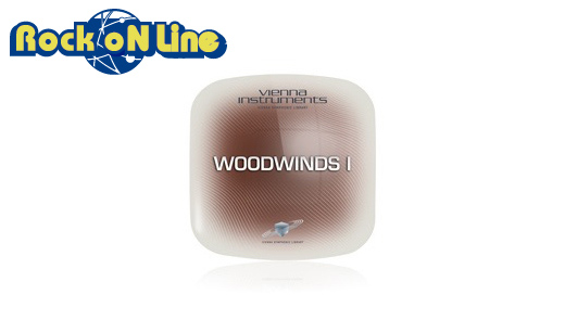 VIENNA(ビエナ) WOODWINDS 1【DTM】【オーケストラ音源】