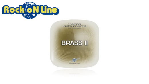 【クーポン配布中!】VIENNA(ビエナ) BRASS 2【DTM】【オーケストラ音源】