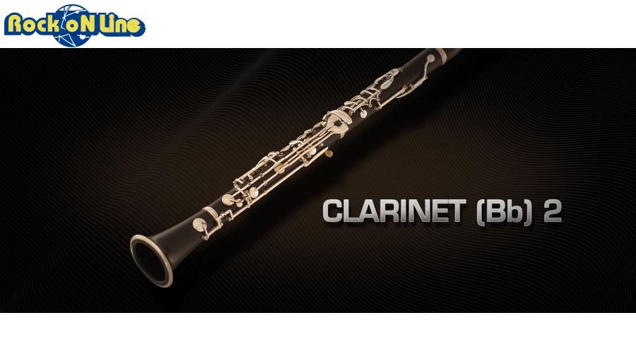 VIENNA(ビエナ) CLARINET (Bb) 2【DTM】【オーケストラ音源】