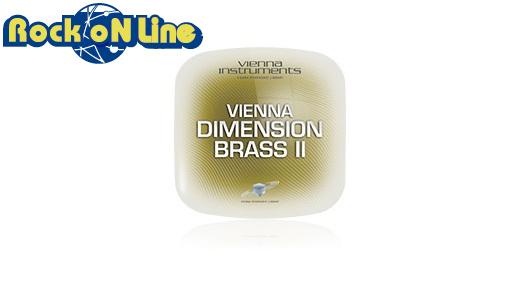 【クーポン配布中!】VIENNA(ビエナ) DIMENSION BRASS 2【DTM】【オーケストラ音源】