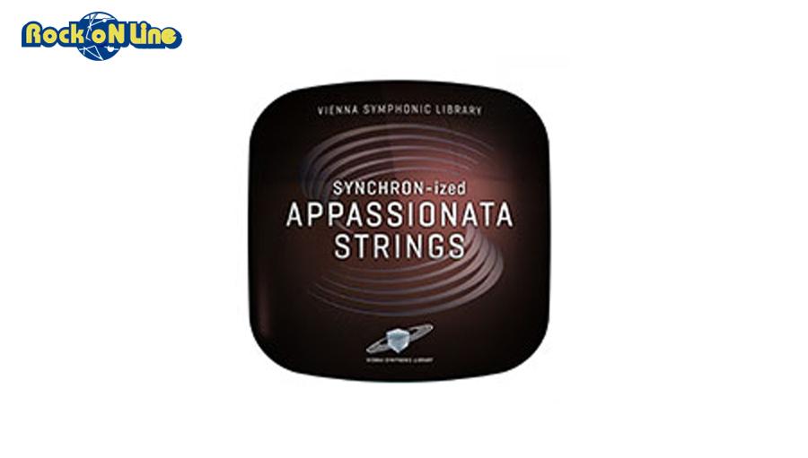 VIENNA(ビエナ) SYNCHRON-IZED APPASSIONATA STRINGS【DTM】【オーケストラ音源】