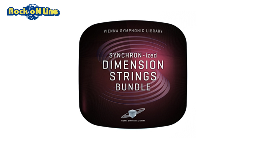 VIENNA(ビエナ) SYNCHRON-IZED DIMENSION STRINGS BUNDLE【DTM】【オーケストラ音源】