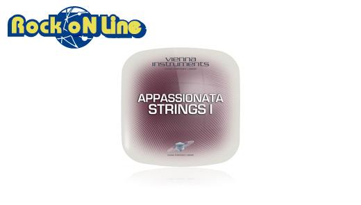VIENNA(ビエナ) APPASSIONATA STRINGS 1【DTM】【オーケストラ音源】