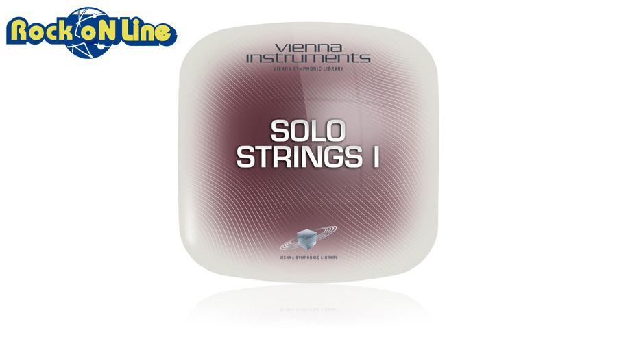 【クーポン配布中!】VIENNA(ビエナ) SOLO STRINGS 1【DTM】【オーケストラ音源】