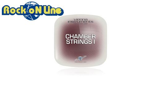 【8日間ポイント8倍!】VIENNA(ビエナ) CHAMBER STRINGS 1【DTM】【オーケストラ音源】