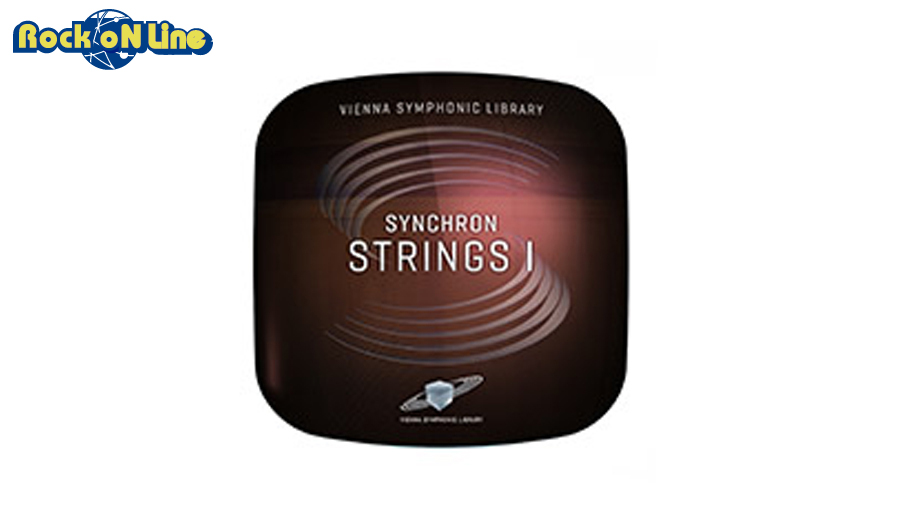 【最大5%OFFクーポン!】VIENNA(ビエナ) SYNCHRON STRINGS 1【DTM】【オーケストラ音源】