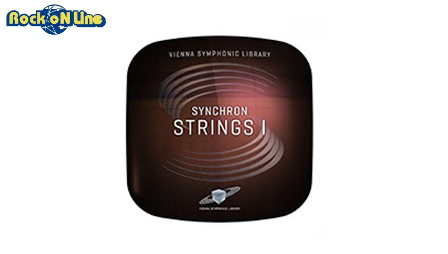 VIENNA(ビエナ) SYNCHRON STRINGS 1【DTM】【オーケストラ音源】