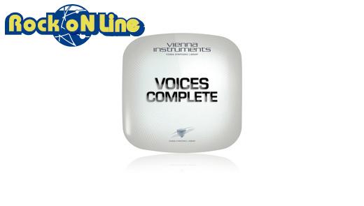 【クーポン配布中!】VIENNA(ビエナ) VOICES COMPLETE【DTM】【オーケストラ音源】