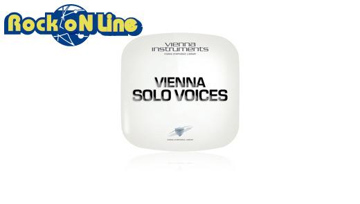 【クーポン配布中!】VIENNA(ビエナ) SOLO VOICES【DTM】【オーケストラ音源】