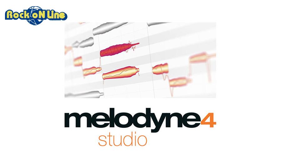 CELEMONY(セレモニー) MELODYNE 4 STUDIO【DTM】【ピッチ(音程)修正ソフト】