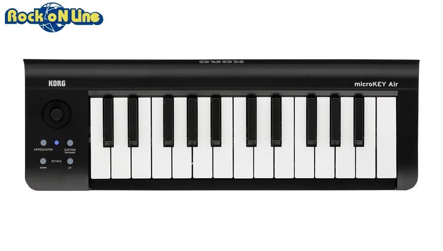 【即出荷】 【クーポン配布中!】KORG(コルグ) microKEY2 Air-25【MIDIキーボード】【Bluetooth】, 金庫専科 412ef696