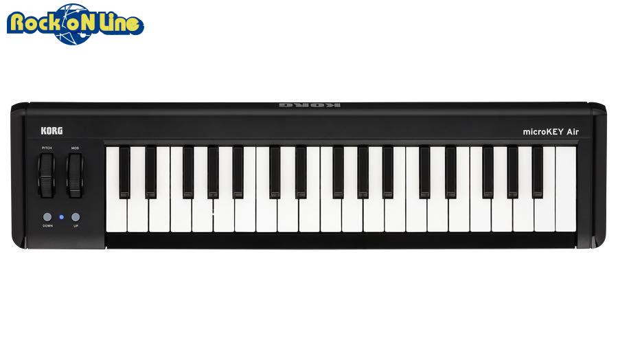 【クーポン配布中!】KORG(コルグ) microKEY2 Air-37【MIDIキーボード】【Bluetooth】