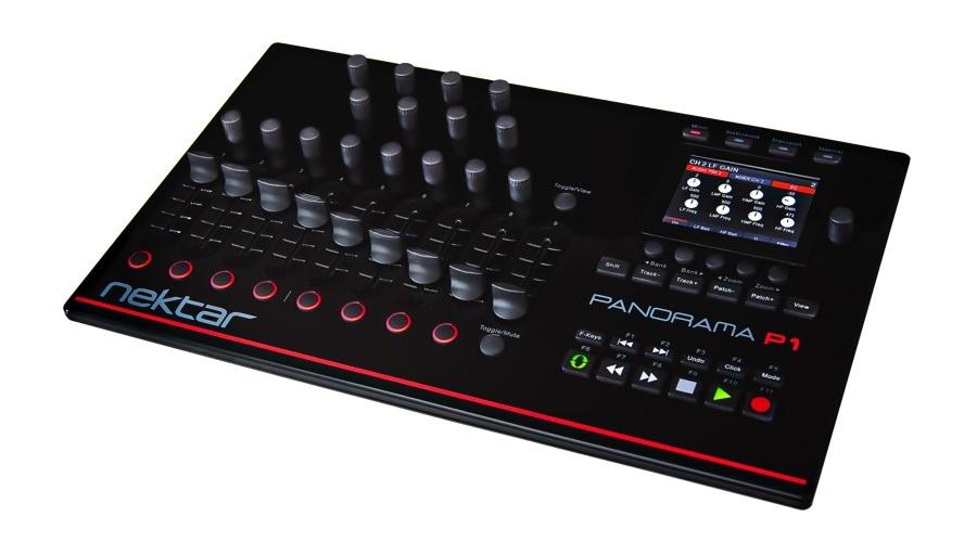 【クーポン配布中!】NEKTAR(ネクター) PANORAMA P1【DTM】【MIDIコントローラー】