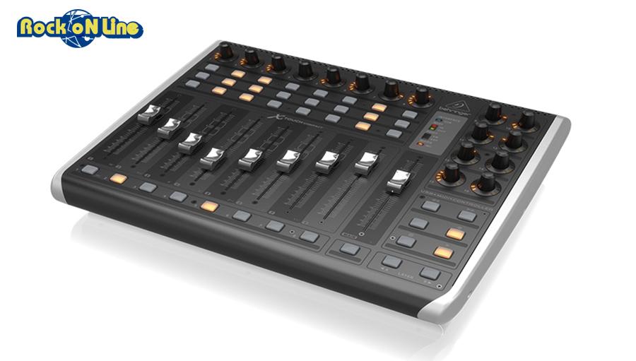 BEHRINGER(べリンガー) X-TOUCH COMPACT【DTM】【MIDIインターフェイス】