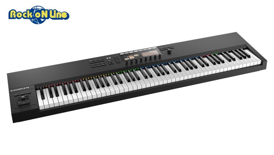 Native Instruments(ネイティブインストゥルメンツ) KOMPLETE KONTROL S88 MK2【MIDIキーボード】【マスターキーボード】