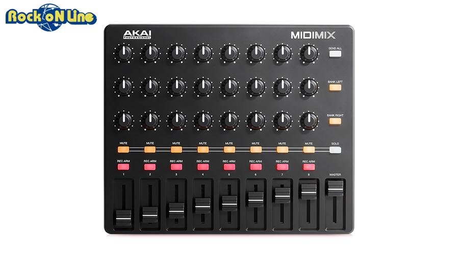 AKAI(アカイ) MIDI MIX【DTM】【コントローラー】