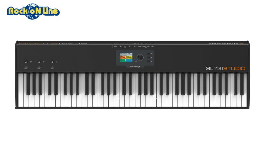 【クーポン配布中!】Studiologic(スタジオロジック) SL73 Studio【MIDIキーボード】【マスターキーボード】