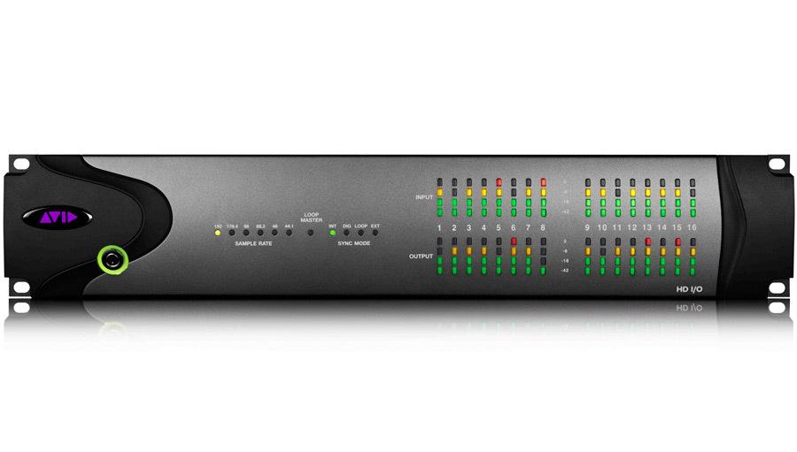 Avid(アビッド) Avid HD I/O 16x16 Analog