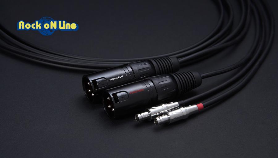 【クーポン配布中!】ADL(エーディーエル) iHP-35H-XLR 1.3M【オーディオ】【HD800用プラグ】【ヘッドホン変換ケーブル】【3pin-XLR変換】