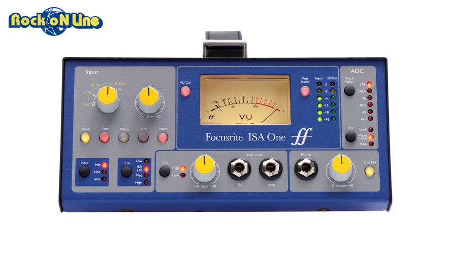 【クーポン配布中!】Focusrite(フォーカスライト) ISA One
