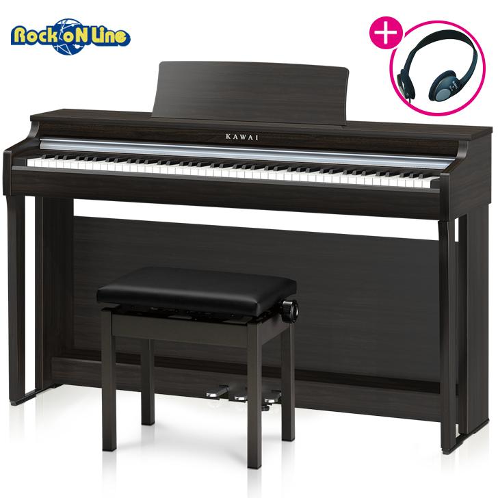 【クーポン配布中!】KAWAI(カワイ) CN27DW【電子ピアノ】【88鍵盤】